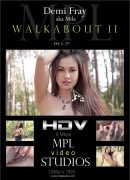 Mila in Walkabout II video from MPLSTUDIOS by Alter