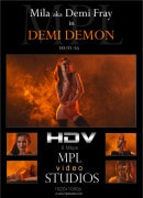 Mila in Deme Demon video from MPLSTUDIOS by Adam Green
