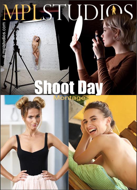 Karissa Diamond, Gloria Sol, Morea, Cali, Cara Mell, Talia, Jenna, Mila, Viva, Giada, Vanessa A, Gracie, Caroline in Shoot Day: Montage