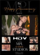 Ila in Happy Anniversary video from MPLSTUDIOS by David Lee