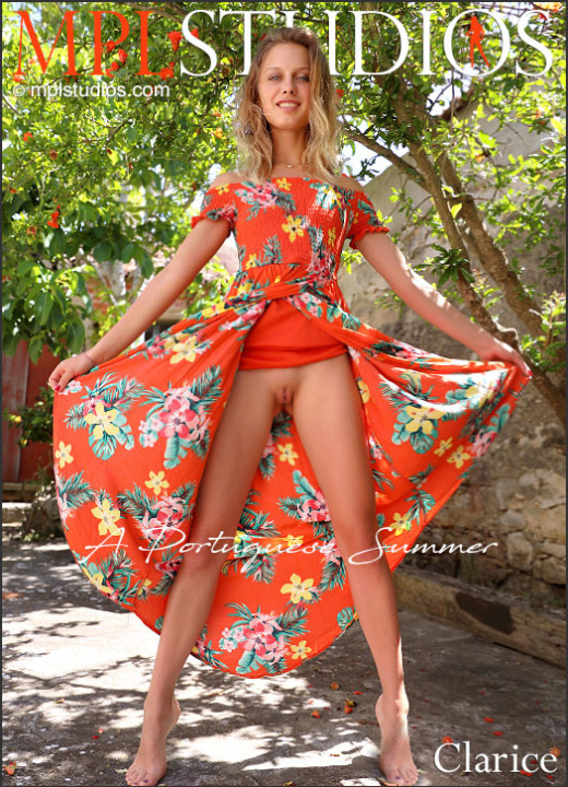 Clarice in A Portuguese Summer gallery from MPLSTUDIOS by Thierry