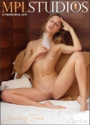 Clarice in Quality Time gallery from MPLSTUDIOS by Nick Twin