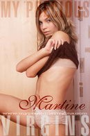 Martine in  gallery from MPV MODELS