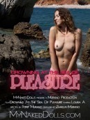 Louisa A in Drowning At The Sea Of Pleasure video from MY NAKED DOLLS by Tony Murano