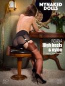 High Heels & Nylon