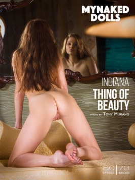 Indiana  from MY NAKED DOLLS