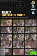Belicia in SuperLegs video from MYGLAMOURSITE by Tom Veller