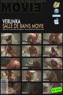 Verunka in Salle de Bains Movie video from MYGLAMOURSITE by Tom Veller