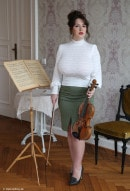 Stacy Vandenberg in Violin gallery from NADINE-J