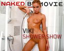 Viki in Shower Show video from NAKEDBY VIDEO