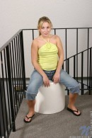 Christine in Jeans gallery from NUBILES
