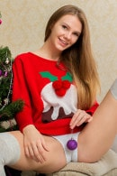 Elina De Leon in Christmas Cutie gallery from NUBILES