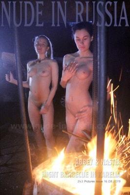 Nastia  from NUDE-IN-RUSSIA