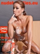 Melisa in 203- Cream Fun video from NUDEBEAUTIES by Marcus Ernst