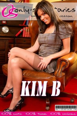 Kim B  from ONLYSECRETARIES COVERS