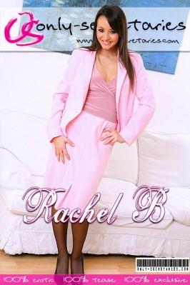 Rachael B  from ONLYSECRETARIES COVERS