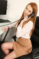 Alice Brookes gallery from ONLYSECRETARIES