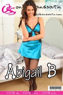 Abigail B  from ONLYSILKANDSATIN COVERS