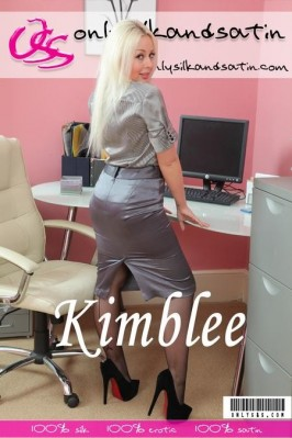 Kimblee  from ONLYSILKANDSATIN COVERS