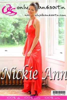 Nickie Ann  from ONLYSILKANDSATIN COVERS