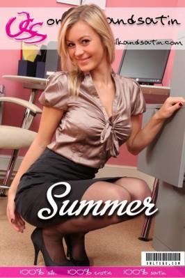 Summer  from ONLYSILKANDSATIN COVERS