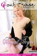 Abigail Toyne in  gallery from ONLYTEASE COVERS