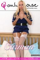 Carman in  gallery from ONLYTEASE COVERS