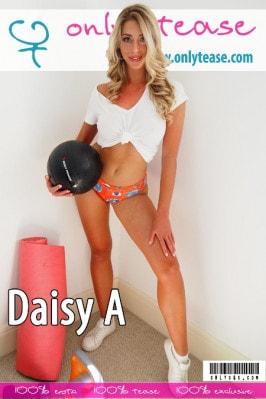 Daisy A  from ONLYTEASE COVERS