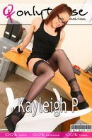 Kayleigh P in  gallery from ONLYTEASE COVERS