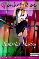 Natasha Marley in  gallery from ONLYTEASE COVERS