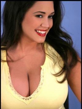 Miriam Gonzalez  from PINUPFILES