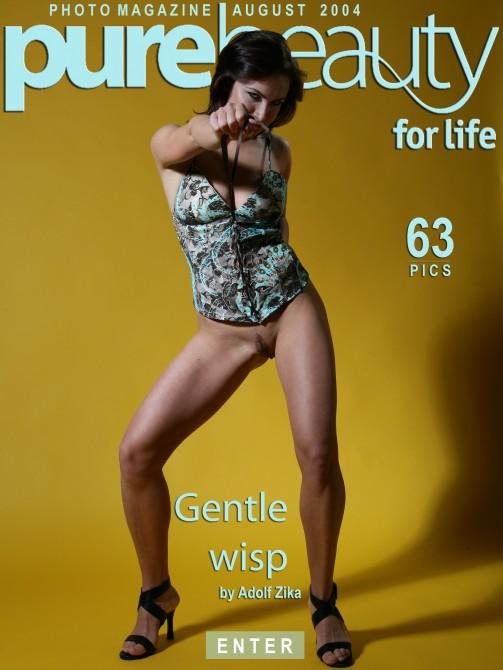 Alena in Gentle Wisp gallery from PUREBEAUTY by Adolf Zika
