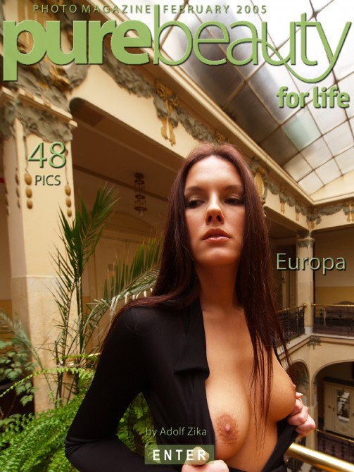 Deny in Europa gallery from PUREBEAUTY by Adolf Zika