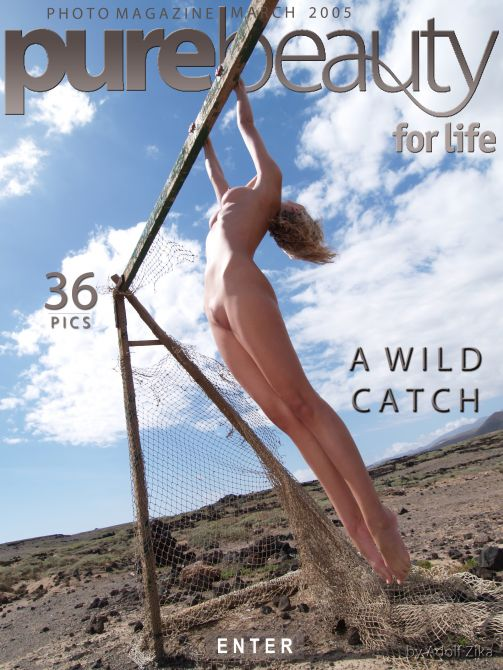 Denisa H in A Wild Catch gallery from PUREBEAUTY by Adolf Zika