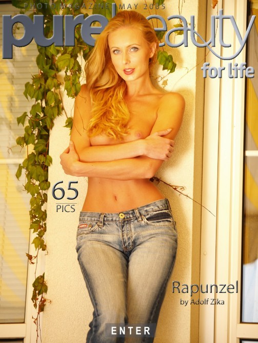 Nicol H in Rapunzel gallery from PUREBEAUTY by Adolf Zika