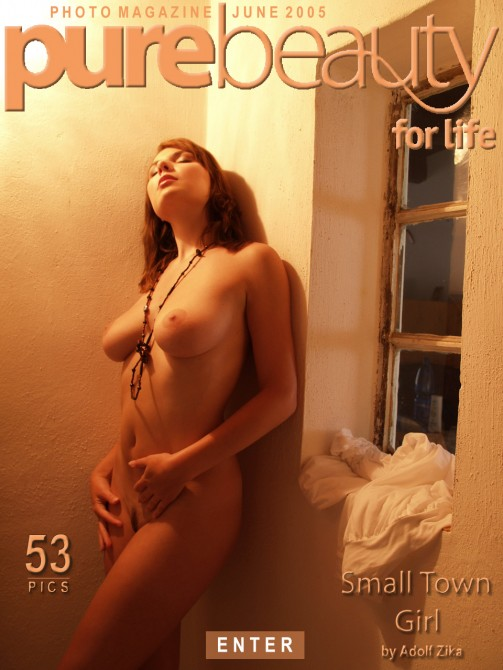 Lucie W in Small Town Girl gallery from PUREBEAUTY by Adolf Zika