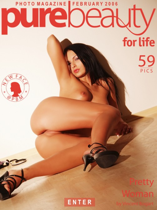 Pavlina V in Pretty Woman gallery from PUREBEAUTY by Vincent Bogart