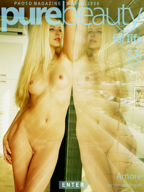 Helena O in Amore gallery from PUREBEAUTY by Vincent Bogart