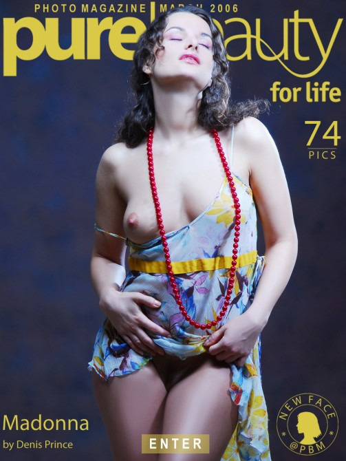 Zuzana M in Madonna gallery from PUREBEAUTY by Denis Prince
