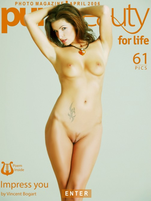 Diana V in Impress You gallery from PUREBEAUTY by Vincent Bogart