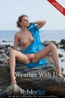 Nikia in Weather With U video from RYLSKY ART by Rylsky