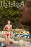 Backstage. Vol.57
