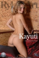 Natalia B in Kayuti gallery from RYLSKY ART by Rylsky