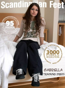 Gabriella  from SCANDINAVIANFEET