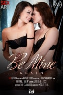 Lorena B & Tess B in Be Mine... Again video from SEXART VIDEO by Don Caravaggio
