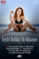 Nancy A, Melody Petite in Holiday On Mykonos Episode 2 video from SEXART VIDEO by Andrej Lupin