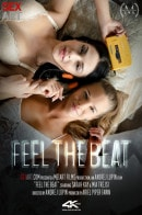 Mia Trejsi & Sarah Kay in Feel The Beat video from SEXART VIDEO by Andrej Lupin