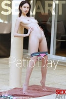 Sade Mare in Patio Day gallery from SEXART by Dave Lee