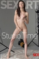 Adel Morel in Studio Time gallery from SEXART by Koenart