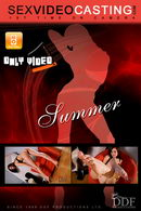Summer in  video from SEXVIDEOCASTING